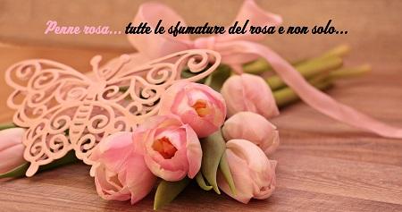 Penne Rosa, tutte le sfumature del rosa e non solo…